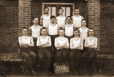 Družstvo 1916